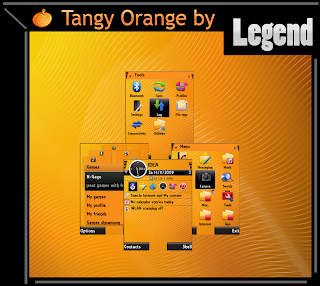 Tangy Orange by Legend