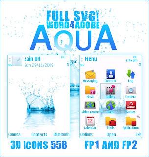 Aqua by World4Adobe