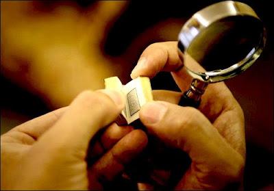 SmallestHandwrittenHolyQuranintheWorld6 - World's Smallest  Holy Quran