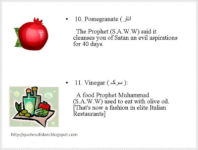 Slide10 - 12 Favorite Foods of Prophet Mohammad (PBUH)