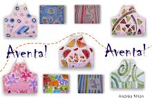 Estampas variadas de Avental