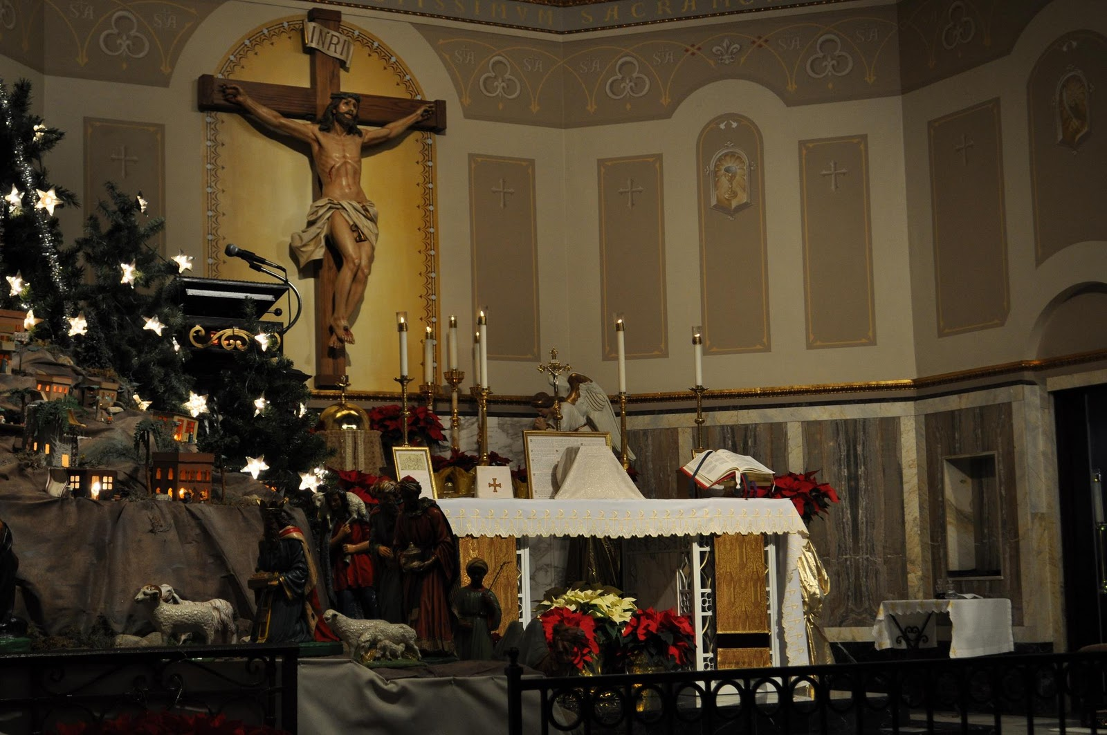 A Traditional Catholic in Iowa: The Octave of Christmas