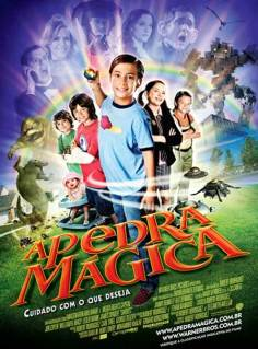 Filme PosterA Pedra Magica DVDRip XviD Dual Áudio