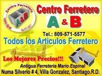 CENTRO FERRETERO