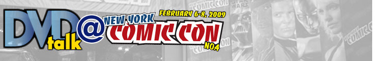 DVDTalk @ NY Comic Con