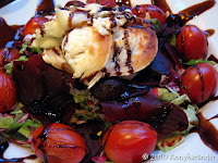 The-Albanach-grilled-goat-cheese-salad