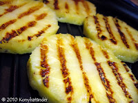 grilled-ananas