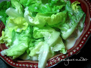 sugar-vinegar-sour-cream-lettuce