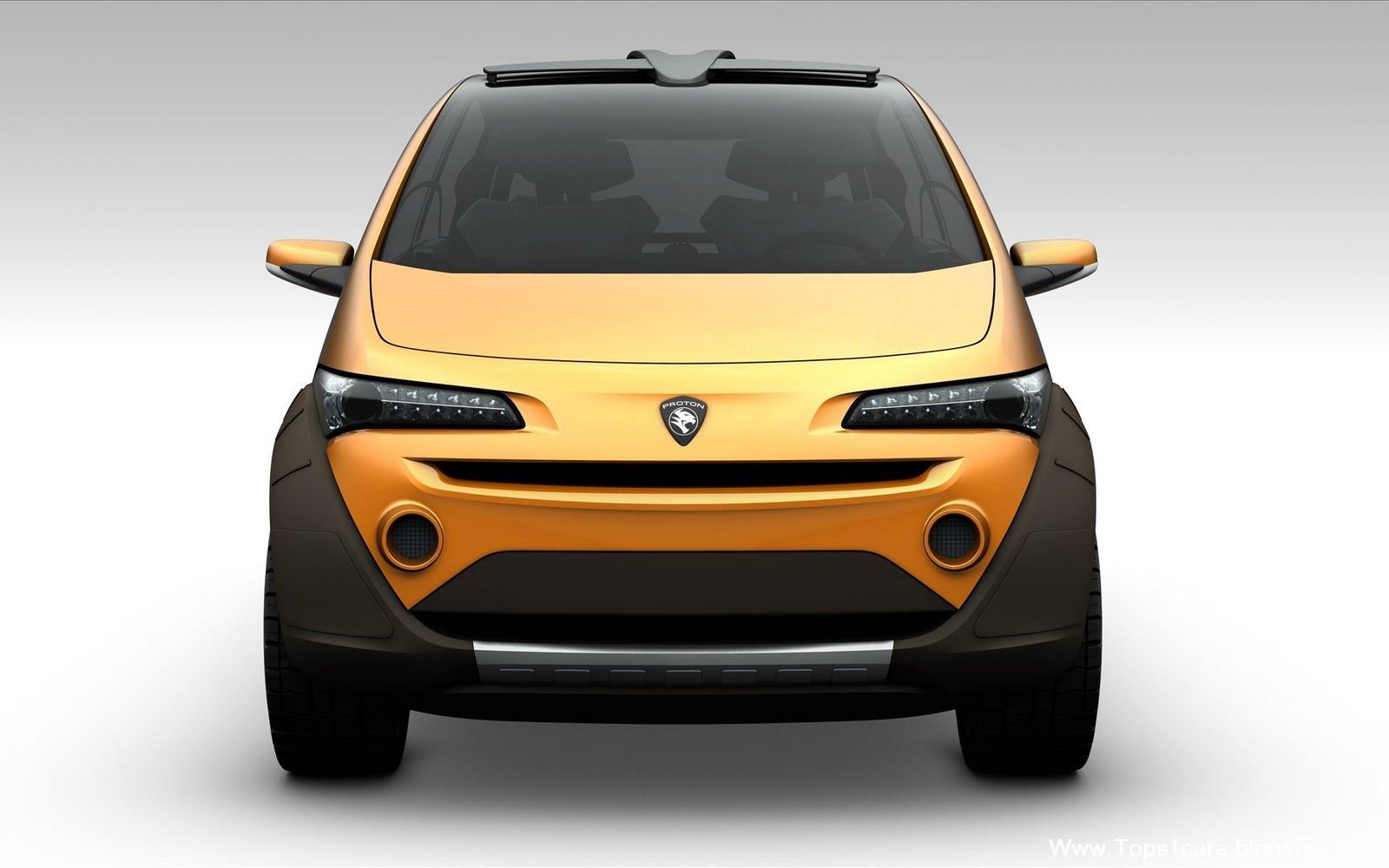 Best Cars Online Proton Concept