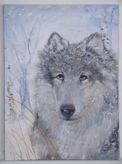 WINTER WOLF, Nov 2010