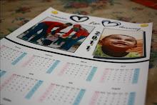 """Saya Nak Jadi Model Kalendar 2011"""