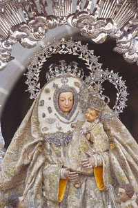 VIRGEN DEL PINO