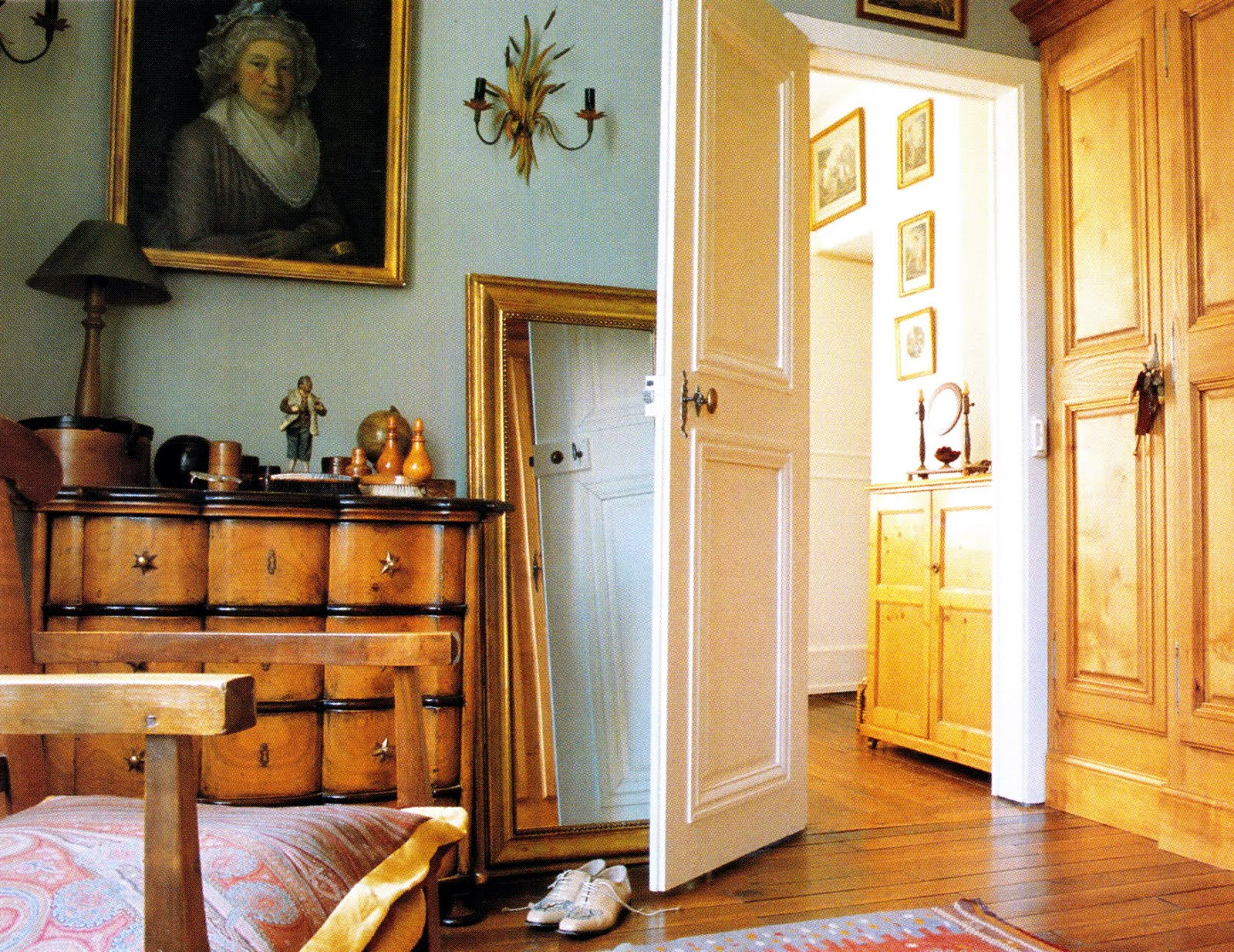 The essence of frenchness inspiration maison de province for Inspiration maison