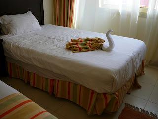 Убранство гостиницы. Египет, Хургада