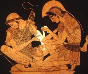 how achilles changes through the course of homer