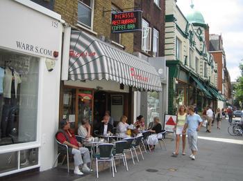 Italian Restaurant Kings Park Burke Va