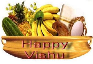 advance Vishu Kerala scraps, Vishu Kerala quotes scrap greetings  , Graphics for Orkut, Myspace