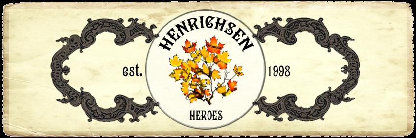 Henrichsen Heroes