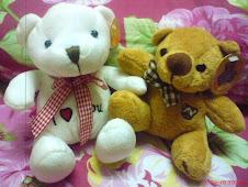 c0upLe bear! due2 org bg....