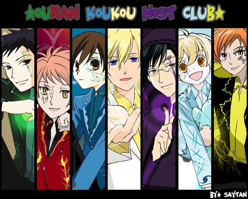 (¯`·._.•Ouran Koukou Host Club•._.·´¯)