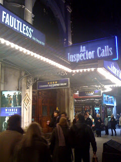 An+Inspector+Calls+review+Wyndhams+Theatre+Singaporean+in+London