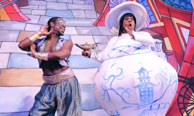 London+Pantomime+Hackney+Empire+Aladdin+Review