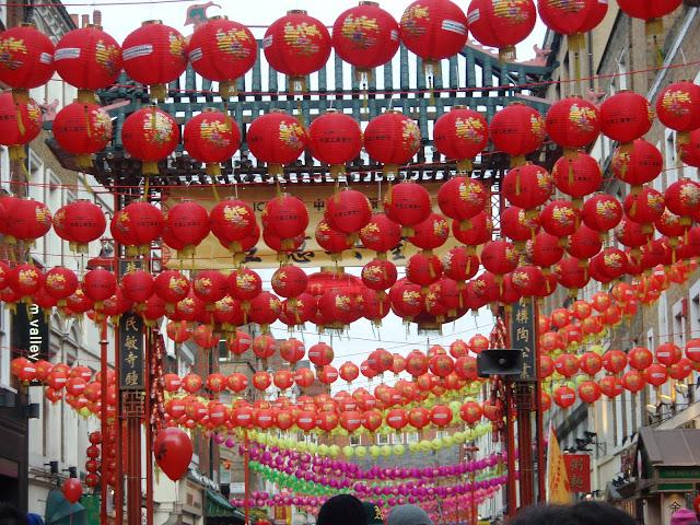 London+Chinese+New+Year+celebrations+Lanterns+galore