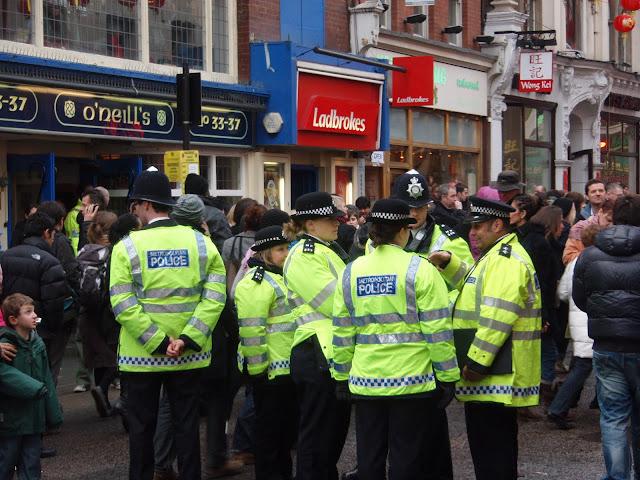 London+Chinese+New+Year+celebrations+Metropolitan+Police