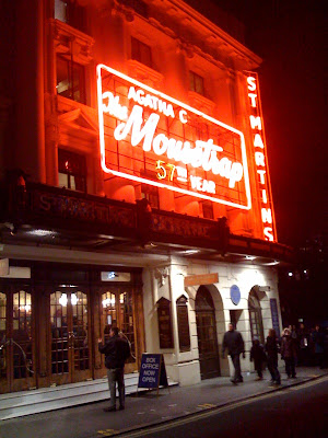 The+Mousetrap+Agatha+Christie+St+Martin+Theatre+London
