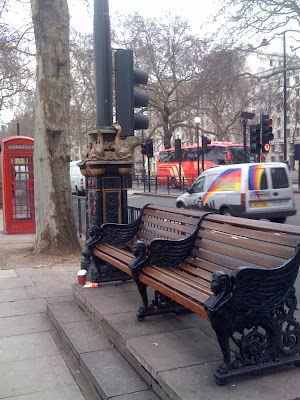 Bench+Embankment