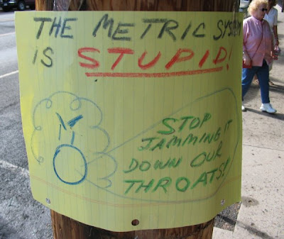 metric+system
