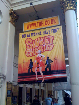 Sweet+Charity+review+Theatre+Royal+Haymarket+Tamzin+Outhwaite
