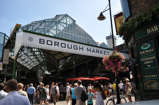 Borough+Market+signboard