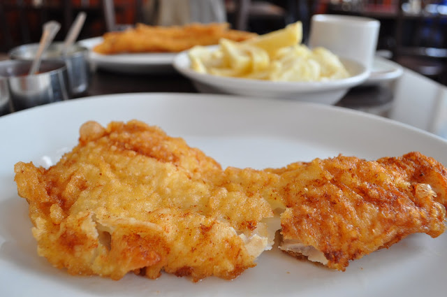 Golden+Hind+review+Marylebone+Lane+fried+cod