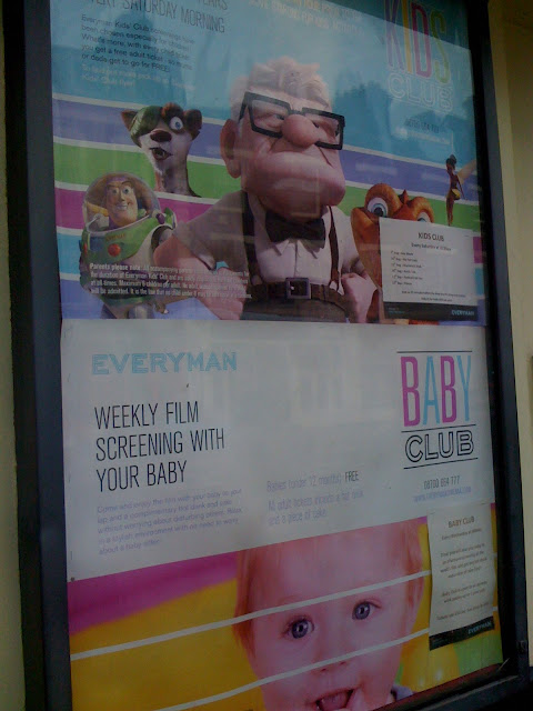Everyman+Cinema+Baby+Club+Islington+on+the+Green