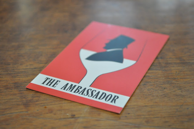 The+Ambassador+review+Exmouth+Market
