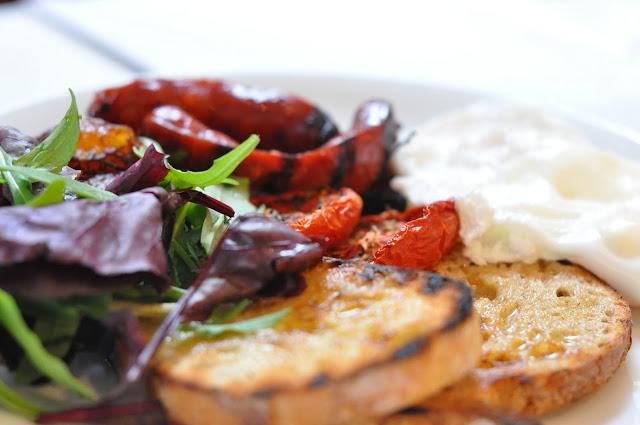 The+Modern+Pantry+review+Farringdon+grilled+chorizo