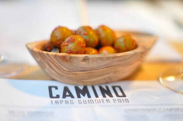 Camino+Canary+Wharf+Westferry+review