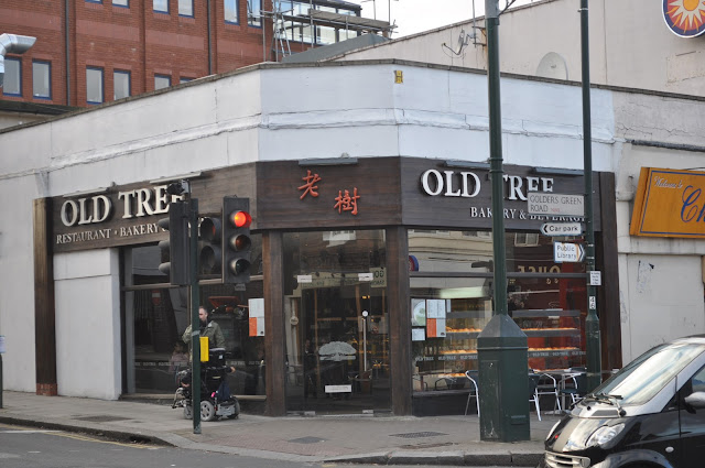 Old+Tree+Lao+Shu+review+Golders+Green+Bakery