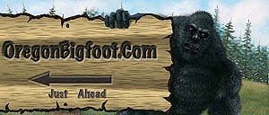 Autumn Williams&#39; Oregon Bigfoot.com