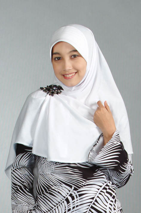 Jilbab Itulah Yang Menggamit Aku.