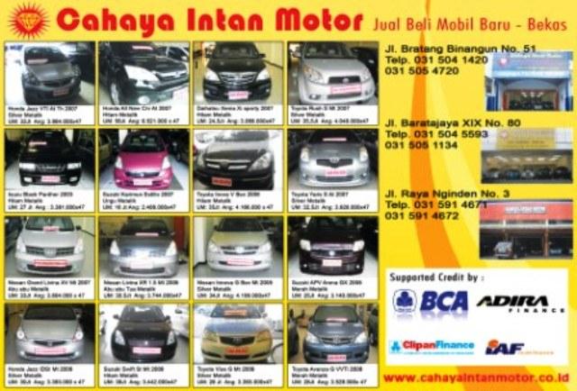 Mobil Bekas Surabaya: showroom mobil surabaya-oline ...