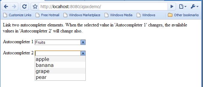 ajax and jsp tutorial pdf