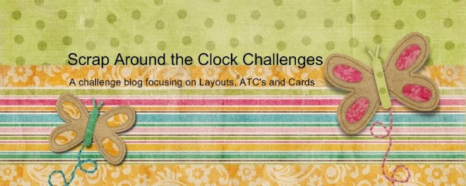 Scrap Around The Clock Challenges