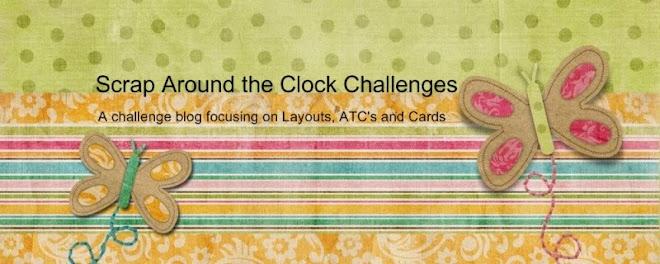 Scrap Around The Clock Challenges