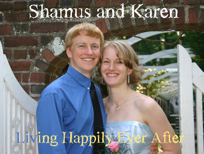 Shamus and Karen