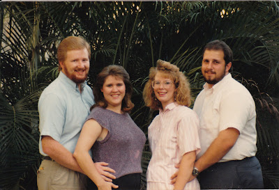 Nathan & Lori Martin, Joel & Angel Dyke