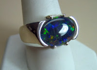 Custom rings and pendants made by Payne's Custom Jewelry