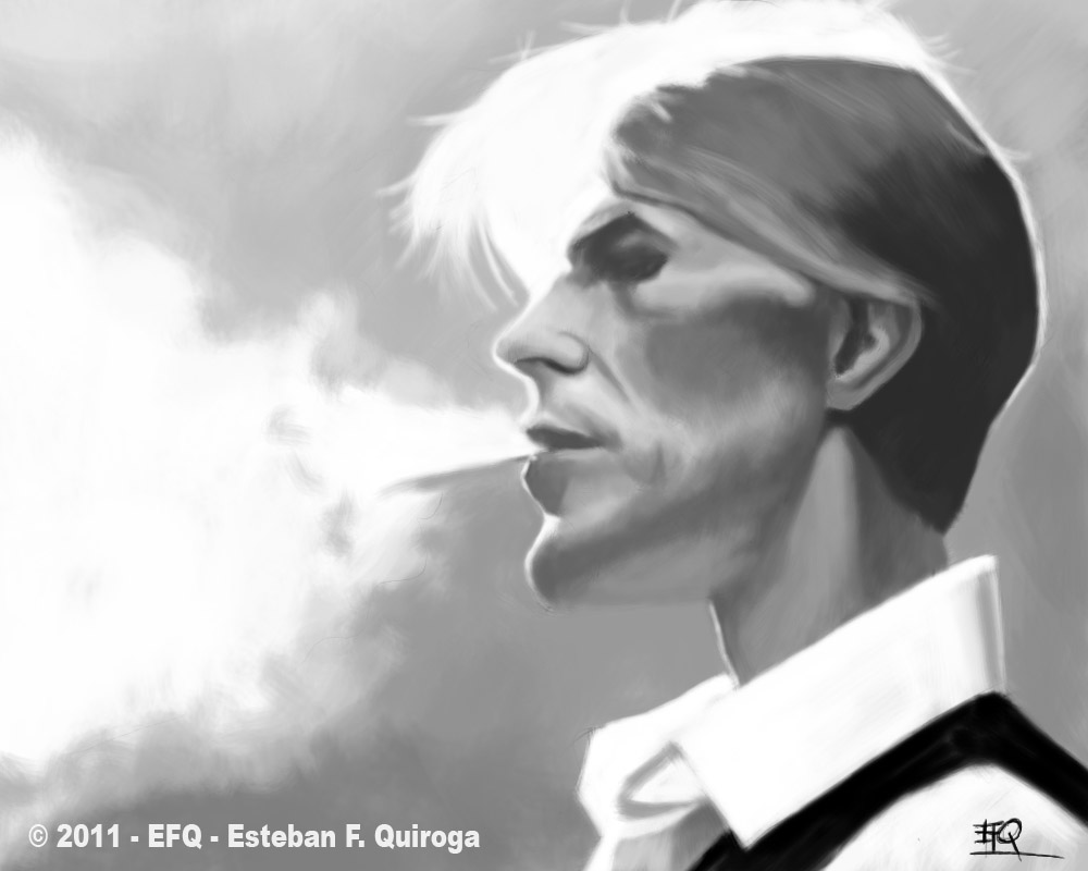 David Bowie cumple 65 años Boceto%2BFINAL