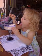 Ice cream celebration